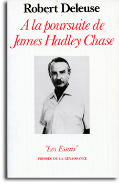 A la poursuite de james hadley chase